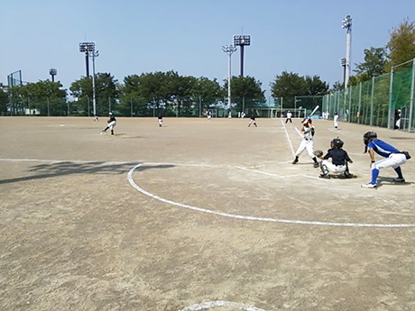 Out Field Baseball Academy サマーキャンプ